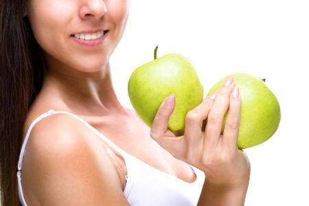 Healthy lifestyle - woman photo
