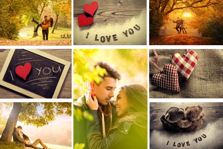te amo: Amor Montage
