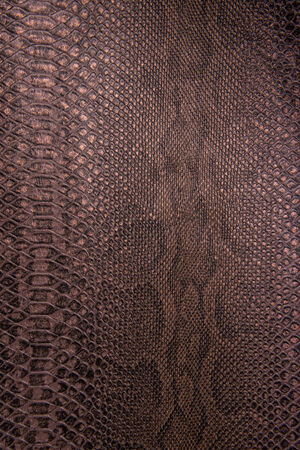 snake texture: Bronze snake pattern imitation, background