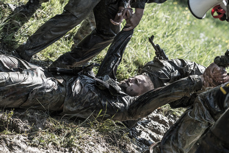38 special: Hungary, Orfu - May 3-8: Elite Challenge is a program designed both for civilians and professionals who wish to try out what it feels like to get through Special Forces selection just like if you wanted to get into the ranks of the US Army special forces.