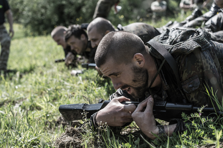 american soldier: Hungary, Orfu - May 3-8: Elite Challenge is a program designed both for civilians and professionals who wish to try out what it feels like to get through Special Forces selection just like if you wanted to get into the ranks of the US Army special forces.