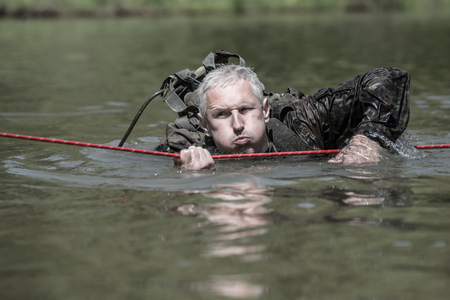 you are special: Hungary, Orfu - May 3-8: Elite Challenge is a program designed both for civilians and professionals who wish to try out what it feels like to get through Special Forces selection just like if you wanted to get into the ranks of the US Army special forces.