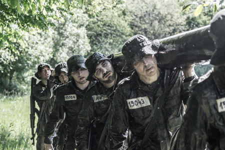 civilians: Hungary, Orfu - May 3-8: Elite Challenge is a program designed both for civilians and professionals who wish to try out what it feels like to get through Special Forces selection just like if you wanted to get into the ranks of the US Army special forces.