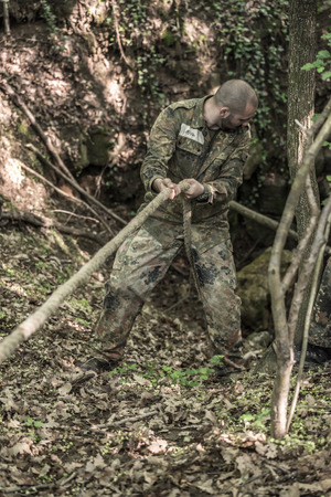 elite: Hungary, Orfu - May 3-8: Elite Challenge is a program designed both for civilians and professionals who wish to try out what it feels like to get through Special Forces selection just like if you wanted to get into the ranks of the US Army special forces.