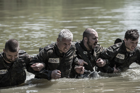 soldiers: Hungary, Orfu - May 3-8: Elite Challenge is a program designed both for civilians and professionals who wish to try out what it feels like to get through Special Forces selection just like if you wanted to get into the ranks of the US Army special forces.