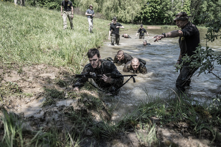 weapon: Hungary, Orfu - May 3-8: Elite Challenge is a program designed both for civilians and professionals who wish to try out what it feels like to get through Special Forces selection just like if you wanted to get into the ranks of the US Army special forces.