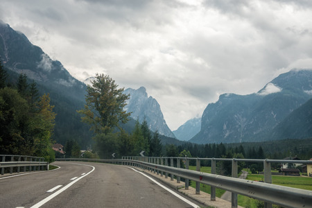 austrian: Typical Austrian landscapes