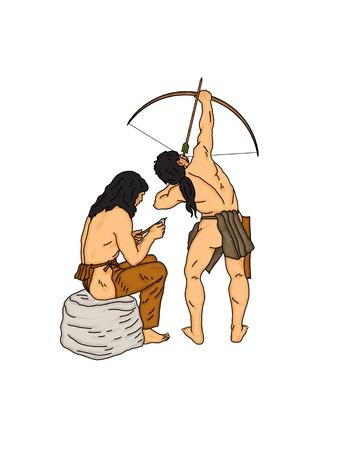 neolithic: El arquero