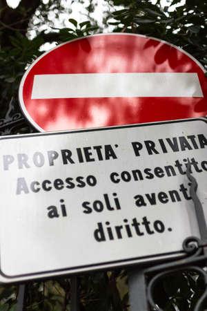 eligible: L'accesso consentito solo agli aventi diritto.