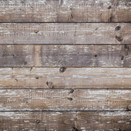 Planks of wood damaged by the aging process. Banque d'images