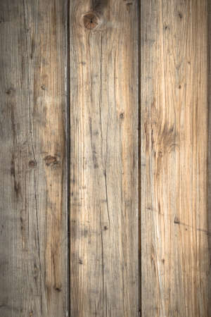 characterized: Background characterized by wooden planks rustic and warm hues. Stock Photo
