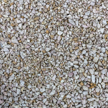 small stones: Horizontal view composed of gravel and small stones yellow.