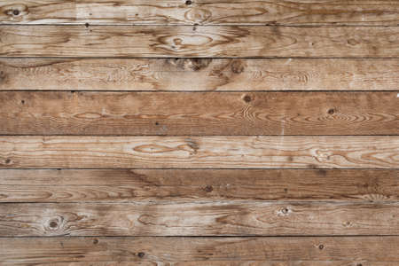 weathered wood background: Realistic wooden background. Natural tones, grunge style.