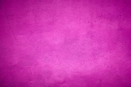 Abstract fuchsia plaster wall texture. Background and texture. Reklamní fotografie