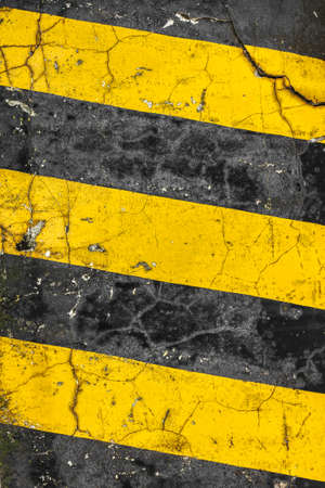 Striped black and yellow background. It can be used as a poster, wallpaper, design t-shirts. Fully editable.