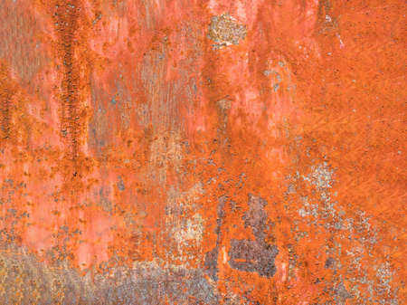 Old rust surface that can be used for background and texture