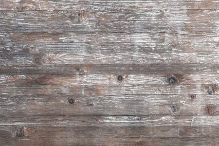 Wood grunge. Planks of rustic wood with light brown tones. Banque d'images