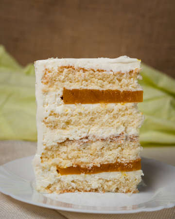 coconut cake with cream cheese