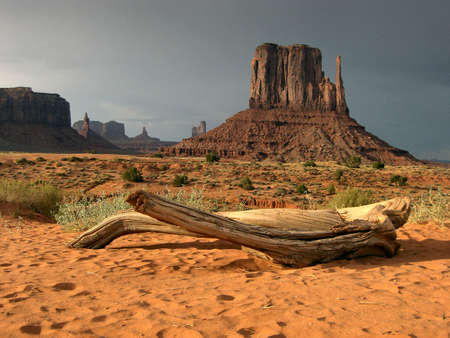 Monument Valley (Utah) - Aridity