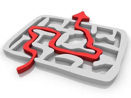 puzzling: labyrinth
