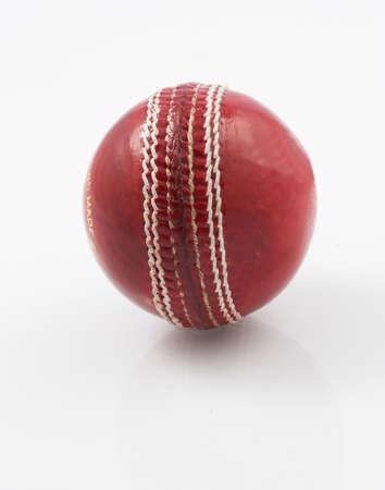 Cricket balón cerca