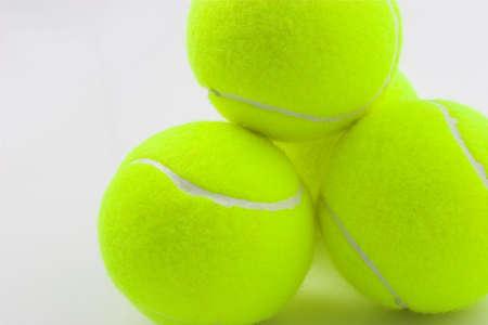 Primer de las pelotas de tenis