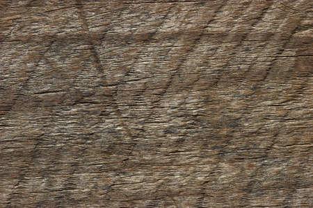 Nice grainy wood pattern on flat surface