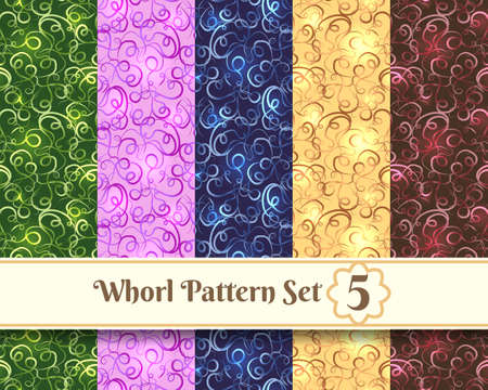 whorl: Whorl Pattern set