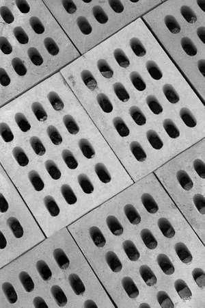 concrete elements Stock Photo