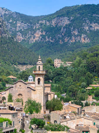 Valldemossa Church, Mallorca