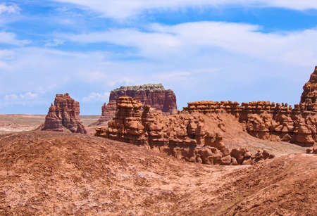 Valley of the Goblins, Goblin Valley State Park