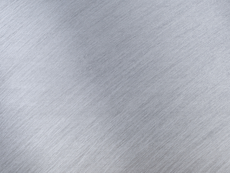 brushed aluminum: Light Grey Metal Textures with Reflection Stripes as Background