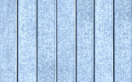 stainless background: Set of Light Grey Metal Plates as Background