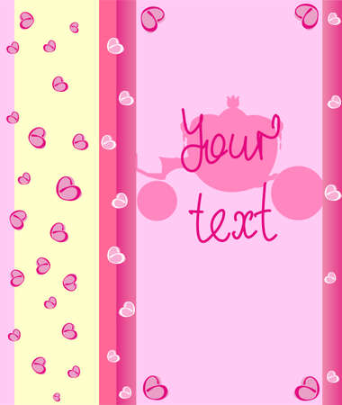 The image can use for greeting card to