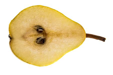 williams: Pear Williams half