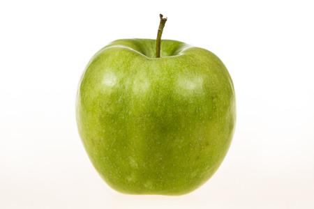 分離したグリーンアップル