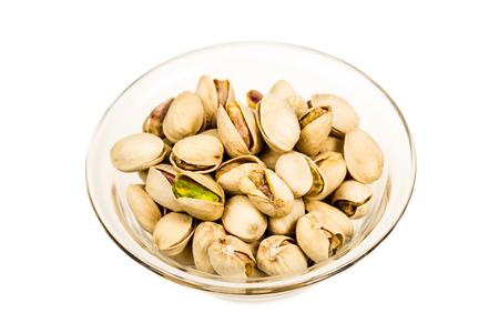 Dish with pistachios 版權商用圖片
