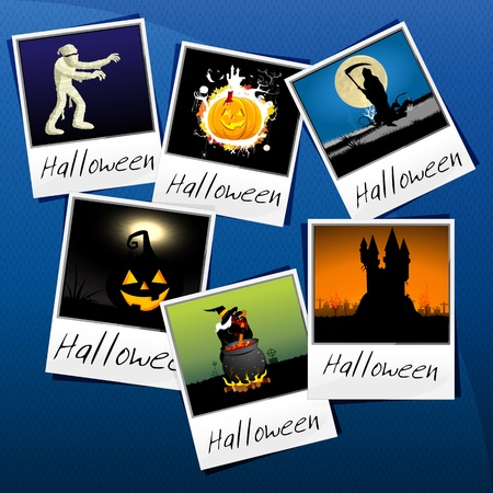 illustration of halloween Stock Vector - 8302977