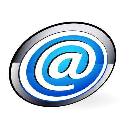 wehosting: illustration of web icon on white background