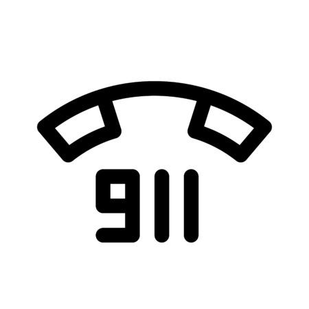 911 - emergency telephone number
