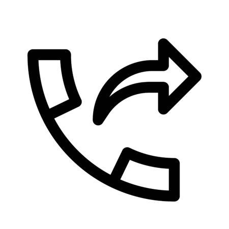 call log: call forward