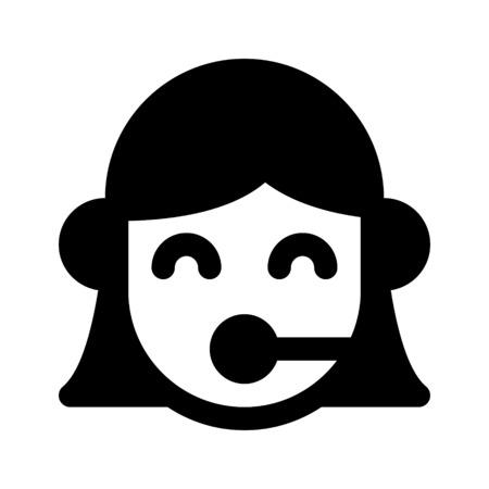 klantenservice Vector Illustratie