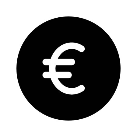 euro currency 向量圖像