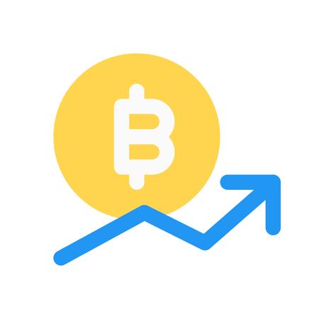 ビットコイン値