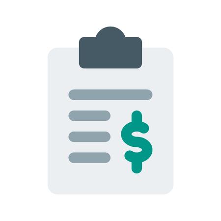 financial record