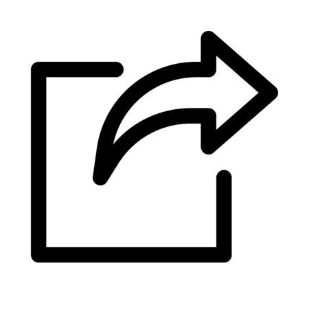 export arrow