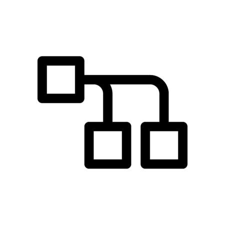 プロセス図  イラスト・ベクター素材