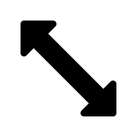 scale up arrow Çizim