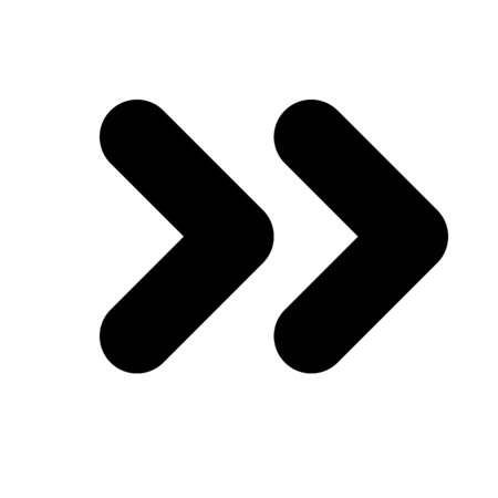 double rounded arrow