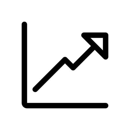 傾向線グラフ